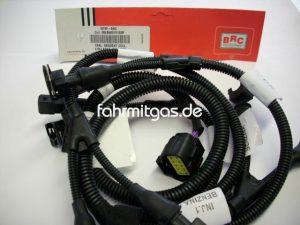 BRC Injektor Kabelsatz 10-pol. 4Zyl. SX (SF/S56)