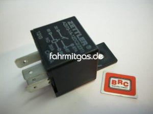 BRC Hauptrealais für Sequent Kabelsatz