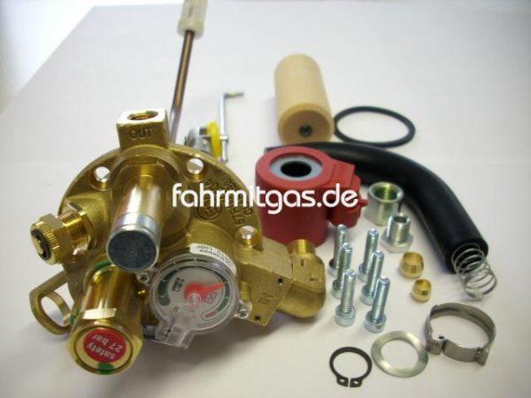 BRC Multiventil für Zylindertank 300 30°