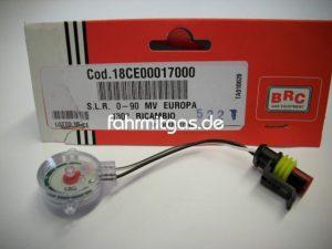 BRC 0-90 Ohm 130° Zyl./Tor. 30°