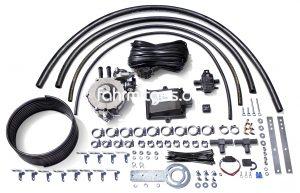 Landirenzo EVO Motorkit 4 Zylinder TURBO bis 160KW (Li10), ohne