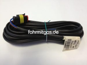 Kabelsatz Tomasetto/Landirenzo Multiventil 0° 6mtr.