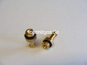 Einblasdüse für Valtek Rail G 1/8 6mm