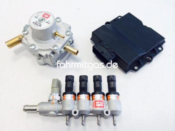 BRC Motorkit Plug & Drive 4Zyl.