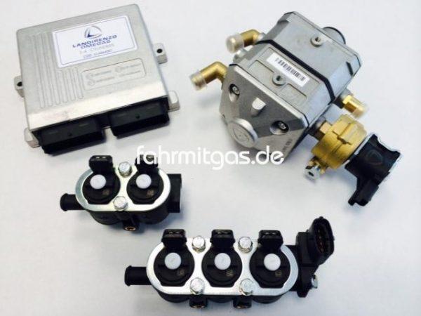 Landirenzo Omegas 5 Zyl. 135-200KW (IG1/weiss)