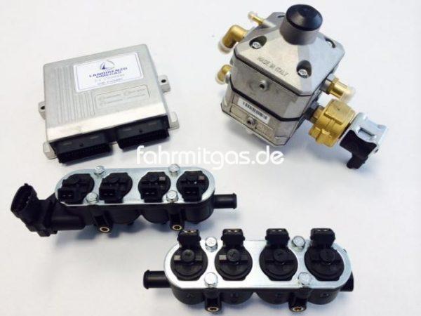Landirenzo Omegas 8 Zyl. 120-200KW (IG1/schwarz)
