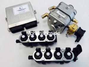 Landirenzo Omegas 8 Zyl. 120-200KW (IG1/weiss)