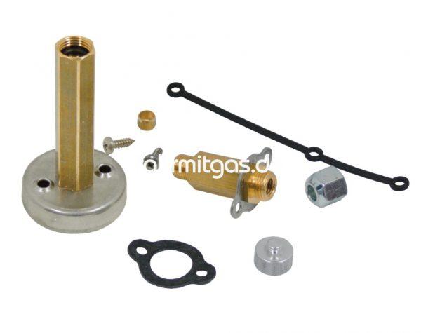 Tomasetto Mini Befüllanschluss mit Adapter Dish M16 Innengewinde