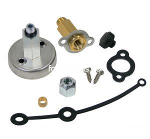 Tomasetto Mini Befüllanschluss mit Adapter Dish M10 Innengewinde