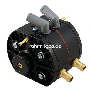 KME Twin V1 incl. Abschaltventil und Halter