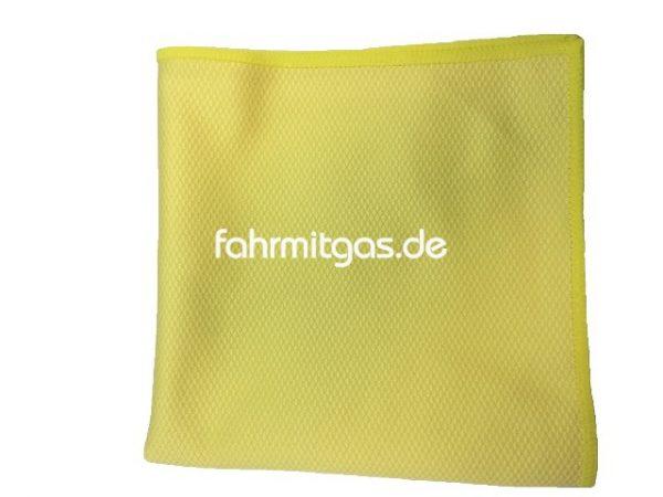 Glas-Microfasertuch